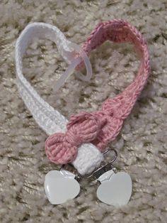 Pieniä hetkiä: Tuttinauhakokeilut, osa 2. Crochet Necklace, Bracelets, Jewelry, Fashion, Moda, Jewlery, Jewerly, Fashion Styles, Schmuck