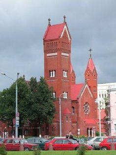 Red Church in Minsk