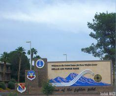 Nellis Air Force Base, NV