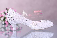 Aliexpress: Popular Jeweled Evening Shoes in Shoes