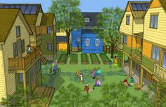 pocket neighborhoods - Google Search