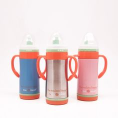 'Insulated Sippy' Kids Insulated Stainless Steel Sippy Cup- 3 Colors