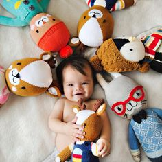 Cuddle and kind dolls. The purchase of 1 doll provides 10 meals to kids in need.