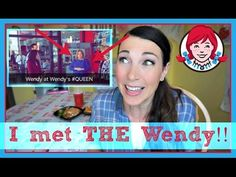 I Met THE Wendy!! |