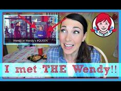 I Met THE Wendy!! |