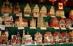 Gifts from Nuremberg Christmas Market