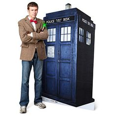 TARDIS Standup - Flatter on both sides