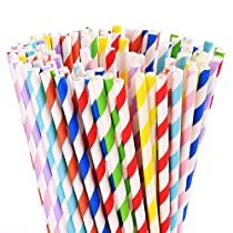 Option for Paper straws; week 2