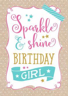 Trendy verjaardagskaart met leuke Engelse tekst. Verkrijgbaar bij #kaartje2go voor €1,89
