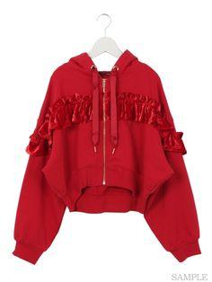 ベロアフリルパーカー(パーカー)|onespo(ワンスポ)|one spo(ワンスポ) WEB STORE|ファッション通販サイト