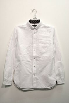 MONOMAX 2月号掲載商品! 【BLUE STANDARD】トルファンオックスボタンダウンシャツ商品画像 1 : ジーンズメイト公式通販