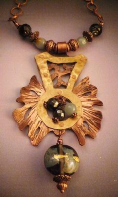 Rewarded Necklace by Allison L Norfleet Bruenger