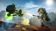 Plants vs. Zombies Garden Warfare digs into the trenches with an explosive new action experience.