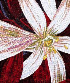 Red - Mosaico in Vetro SICIS ~ The Art Mosaic Factory
