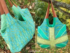 stitchydoo: DIY   Union Jack Shopping Bag {mit kleinem Tutorial}