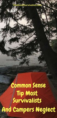 Here's a great common sense survival tip that experienced bushcrafters, and survivalist use. Using this tip will allow you to make fire as soon a you reach your camping destination.  http://www.thegoodsurvivalist.com/common-sense-tip-that-most-survivalist-and-campers-neglect-youll-be-saying-why-didnt-i-think-of-that/