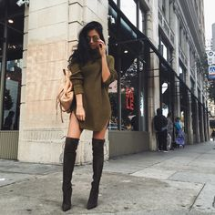 Racquel Natasha: Girly in Green waysify