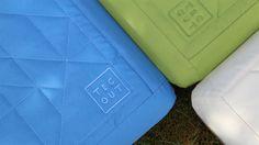 Seats are weatherproof, functional and comfortable modular cushions to easily #TakeLifeOutside.