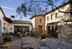 Rancho Mirage Estate Homes - mediterranean - exterior - los angeles - Sennikoff Architects