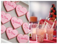 Multiply Delicious Valentine Party Ideas  www.multiplydelicious.com/