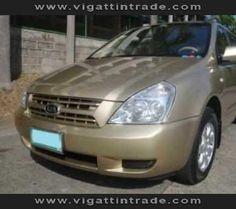 For Sale 2008 Kia Carnival LX CRDI - Vigattin Trade