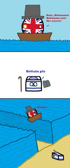 Waves | Polandballs Countryballs