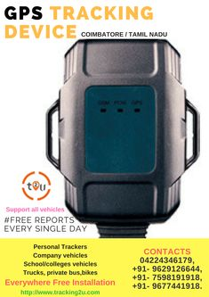 A necessary tool for all vehicles, GPS vehicle tracking system like all private vehicle owners, Easied access to control, flexible reports and monitoring delivery all time possible, our GPS tracking device is cheap and best Vehicle Tracking System, Gps Tracking Device, Delivery, Vehicles, Car, Vehicle, Tools