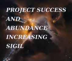 5 Min Meditation ~ Project Success Sigil ~ 4 ~ Attract Abundance