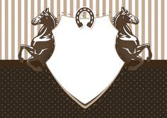 Convite Festa Cavalo