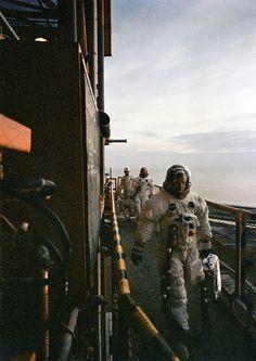 El Proyecto Apolo en 35 imágenes poco conocidas – Tecnología Obsoleta Apollo 11, Apollo Nasa, Nasa Photos, Nasa Images, Neil Armstrong, Programme Apollo, Apollo Moon Missions, Cosmos, Arte Dope