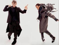 Mikhail Baryshnikov and Lil Buck are Mesmerizing in New Dance for Rag & Bone - HarpersBAZAAR.com