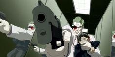 The Joker, from The Dark Knight Returns: Part 2 (2012)