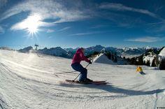 Villars ski © STAUB www. Winter Landscape, Mount Everest, Skiing, Landscapes, Mountains, Nature, Travel, Ski, Paisajes