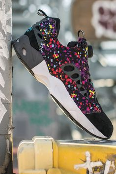 Stash x Reebok Insta-Pump Fury Road