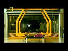 National Geographic - Mega Fábrica da Rolls Royce