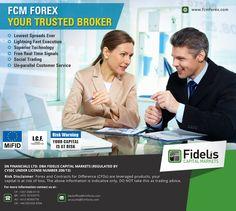 Fcm forex broker