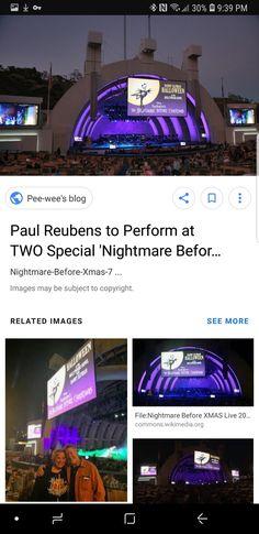 Paul Reubens, Halloween Birthday, Nightmare Before