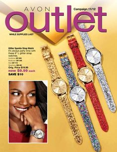 Avon Outlet Catalog Campaign 11 2017. Shop these clearanced products online.