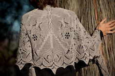 Ravelry: The Lace Eater pattern by Mary-Anne Mace