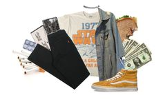 """""""''May the force be with you''"""" by jadettaa ❤ liked on Polyvore featuring Wet Seal, Acne Studios, D&G and Vans"""