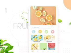 "Which one is your favorite app design? Fresh Food Mobile App Designs For Your Inspiration"" is published by Premiumuikits in Muzli - Design Inspiration. Mobile Ui Design, App Ui Design, Interface Design, User Interface, Supermarket App, Drink App, Ui Animation, Minimal, Ui Design Inspiration"