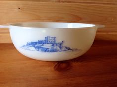 A personal favourite from my Etsy shop https://www.etsy.com/uk/listing/289199863/1970s-rare-jaj-pyrex-3-pint-easy-grip