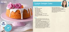 Baking Recipes, Cake Recipes, Dessert Recipes, Desserts, Turkish Sweets, Drizzle Cake, South African Recipes, Turkish Delight, Cake Cookies