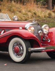 1937 Mercedes 540K Sold for $9.9 Million