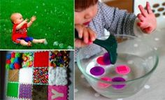 18 idées d'activités d'éveil pour les tout petits