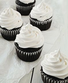 Cupcakes de Caramelo y Marshmellow