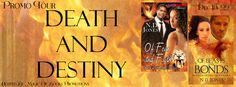 DEATH AND DESTINY TRILOGY Books 1 & 2 by N.D. Jones