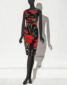 Dolce&Gabbana|F6OK0T-FSRD2|Wadenlange Kleider|Kleider
