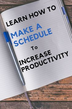 Need to update your schedule? Want to increase your productivity at work, at home, and in general? Check out these tips for creating the perfect schedule to increase producivity and get sh*t done! Family Schedule, Kids Schedule, Schedule Templates, Planner Template, Increase Productivity, Productivity Hacks, Planner Organization, Pantry Organization, Best Planners