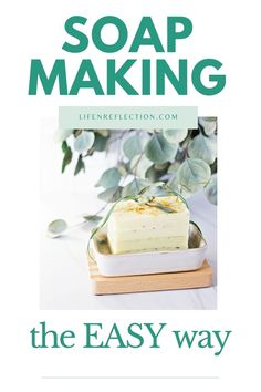 Soap Making - the Easy way I wished I found sooner! Soap Making Recipes, Soap Recipes, Soap Supplies, Home Made Soap, Soaps, Poppies, Lemon, Homemade, Canning